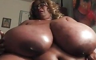 Monster Black Tits SSBBW