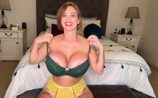 Brittany Elizabeth Loving the Social Feedback to Do More of Her Big Titties Shots