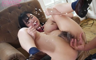 Busty college girl Tsuyuri Ayase rough sex