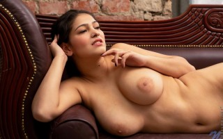 Ava Black All Natural Tits
