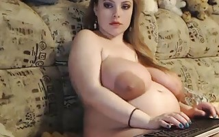 pregnant - Big Webcam Boobs 8