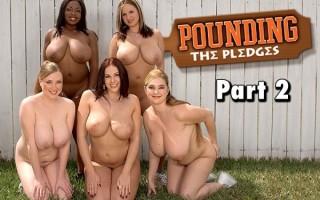 Gianna Rossi, Sabina Leigh, Panther, Tera Cox, April McKenzie
