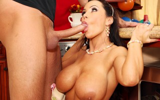 Lisa Ann is your guide on how to throw a successful party. She's also your guide on how to plan ahead should you want some