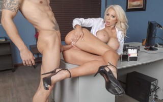Nicolette Shea in The View From Down Here