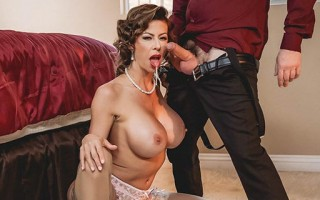 Alexis Fawx in Pleasureville: A DP XXX Parody Episode 4