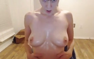 Young perfect oily body joi