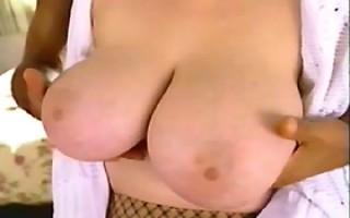 Busty japanese pornstar Marina Matsushima hardcore in the bedroom
