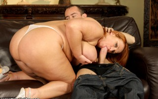BBW Libby is a MILF that doesn't grow tired nor sore from getting her fuck on
