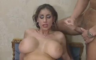 Sarah Young Threesome