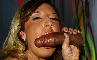 Fiona Cheeks gloryhole fuck & suck cumeating