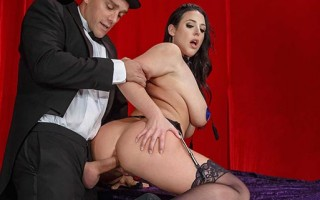 The Magician's Ass-istant Angela White