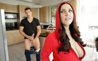 Little Red Hood Riding xxx parody with Angela White
