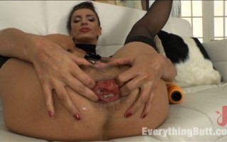 Shocking anal sex, fisting and rosebuds
