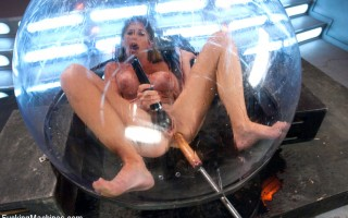 Squirt shooting, big cock fucking, machine breaking pussy of unstoppable cum power - Felony eats us with her pussy.