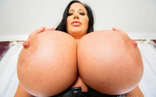 Sybil Stallone big huge melons and anal