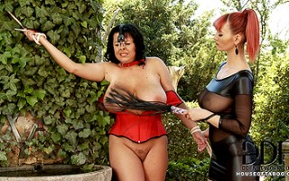 Kora gets treated like a dirty pig and humiliated by Vanessa