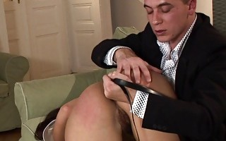love after spanking