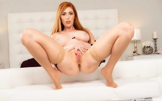 Living to fuck redheaded milf Lauren Phillips another day