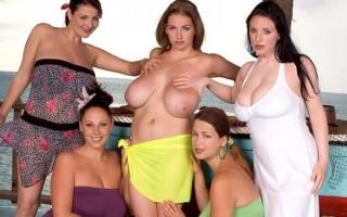 Lorna Morgan, Christy Marks, Angela White, Gianna Rossi, Terry Nova