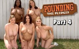 April McKenzie, Tera Cox, Panther, Sabina Leigh, Gianna Rossi