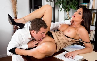 Jaclyn Taylor fucking stepson under contract